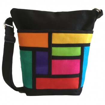 Day Bag Colour Block