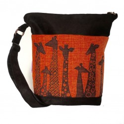 Day Bag Giraffes