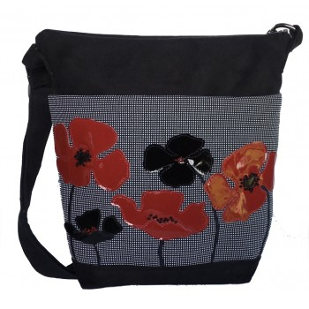 Day Bag Red Poppy