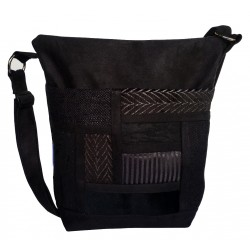 Day Bag Black Blocks