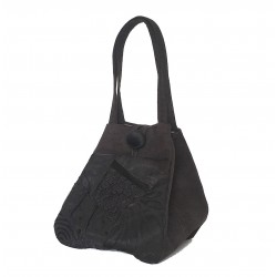 Handbag Black Patch