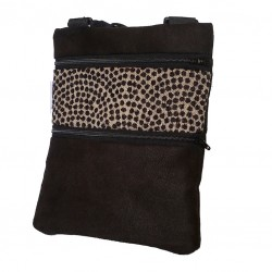 Mini Shoulder Bag Black Spots