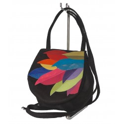 Shoulder Bag Feathers