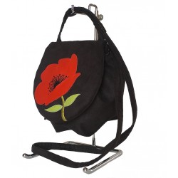 Shoulder Bag Red Poppy