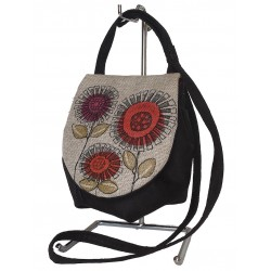 Shoulder Bag Printed Garden