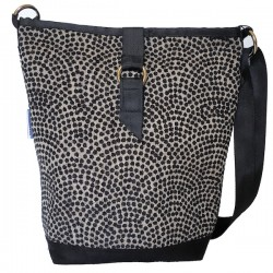 Tote Bag Black Spots