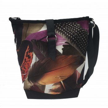 Tote Bag Feathers